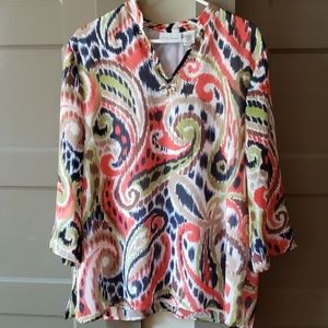 Alfred Dunner Embellished Tunic